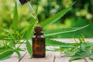 Cannabis dispensary tincture of cannabis